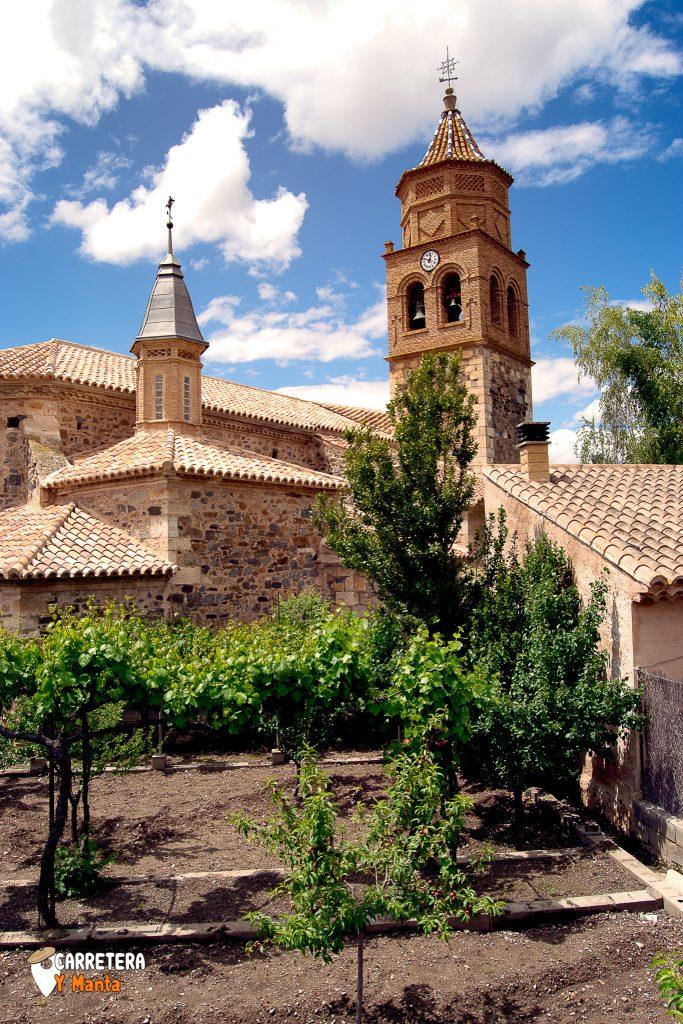 Comarca del Jiloca Teruel, ruta Mudéjar