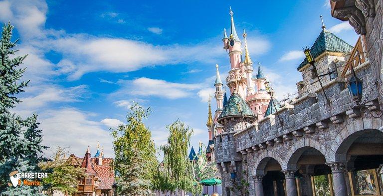 Como es Disneyland® Paris.