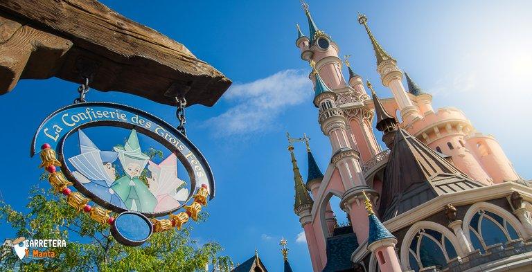 Fantasyland.  La tierra de la magia, Los cuentos y la fantasía.