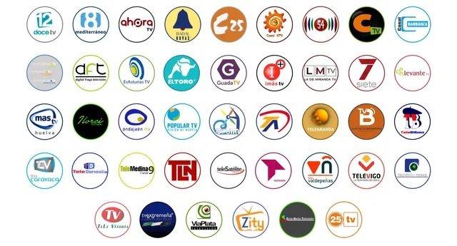 televisiones asociadas grupo cadena media