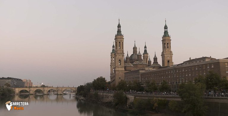 Las 7 COSAS que debes hacer ( si o si ) en Zaragoza