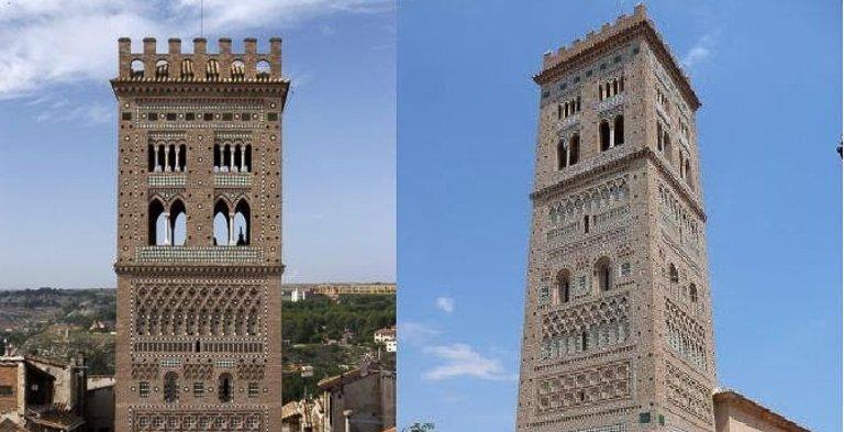 Dos torres por amor