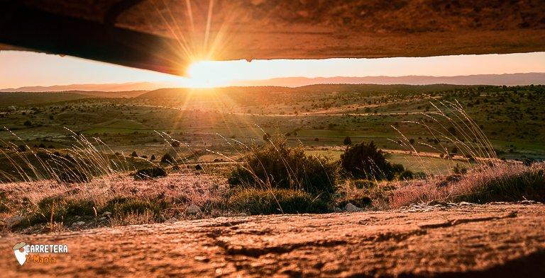 Ruta por Los vestigios de la Guerra Civil en Teruel.